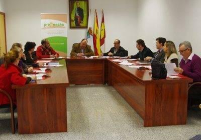 junta Promancha 2013 - 36 desempleados podrán beneficiarse de los talleres de empleo de PROMANCHA