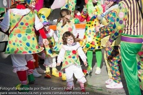 pasacalles sabado carnaval de Herencia 2013 Foto David Carrero 465x309 - Fotogalería del pasacalles del sábado de Carnaval