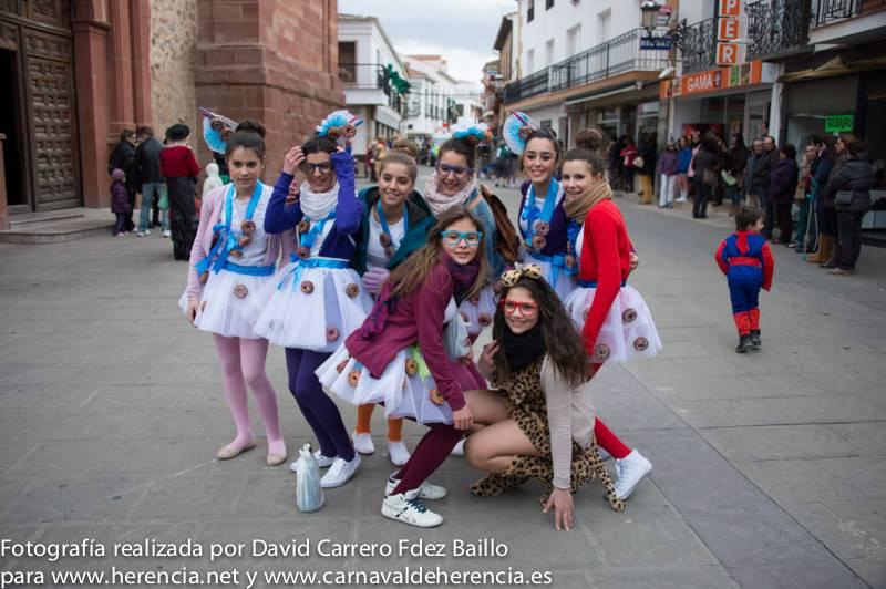 Fotogalería del Pasacalles del Viernes - Carnaval 2013 1