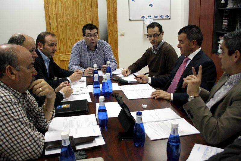 Reunión de marzo del consejo de administración de Emaser