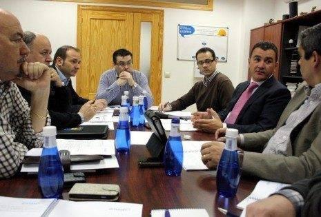 emaser c.admon marzo aa 465x315 - Reunión del Consejo de Administración de EMASER