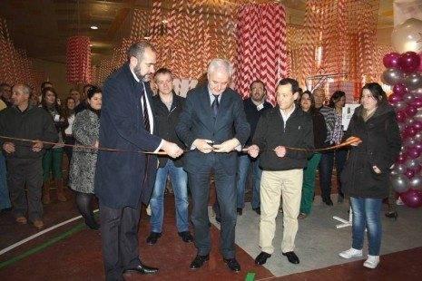 Inauguración II Feria del comercio de Herencia