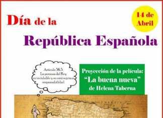 Celebración del día de la república
