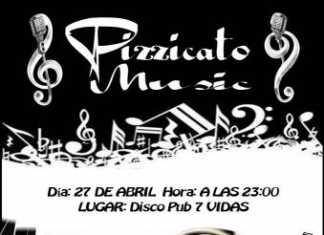 Concierto Pizzicato Music en Herencia