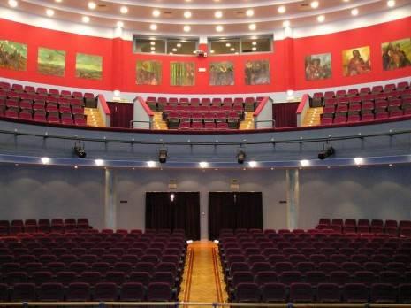 Teatro don Quijote de Consuegra
