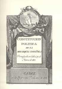 Constitución 1812