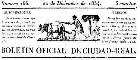 encabezamiento boletin provincial 465x200 - Ejemplo de contribución especial (s. XIX)