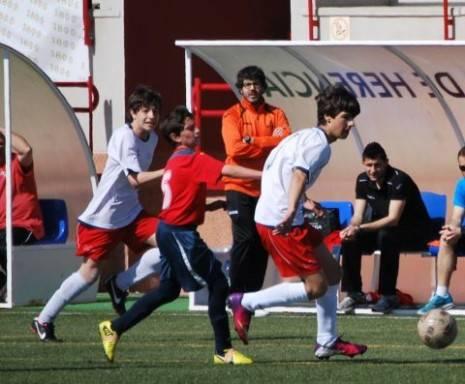 fútbol Herencia