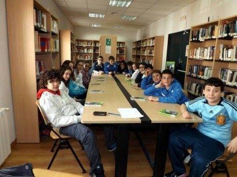 Club de lectura juvenil de Herencia