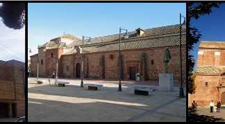 Parroquias sede de la exposición Symbolon en Alcazar de San Juan