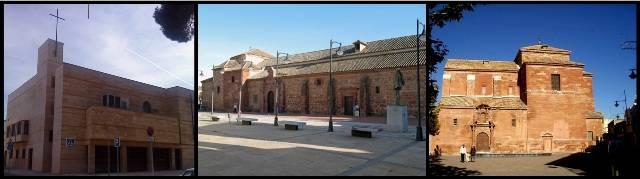 Alcazar de san Juan Parroquias sede de la exposición Symbolon - Symbolon mostrará lo mejor del patrimonio religioso del arciprestazgo Mancha Norte