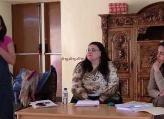 Isabel Rodríguez en Herencia