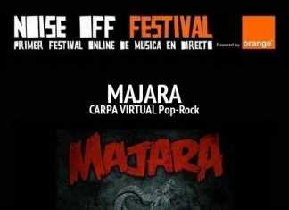 Directo online de Majara, a través de JACKS ON THE ROCKS