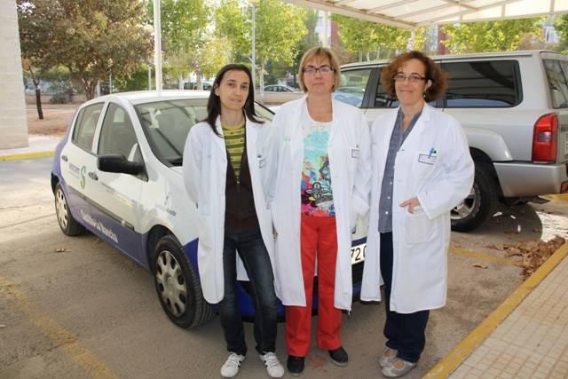 profesionales de la unidad de paliativos mancha centro - El Mancha Centro y sus centros de salud se unen en la mejora de la calidad de vida de los enfermos terminales