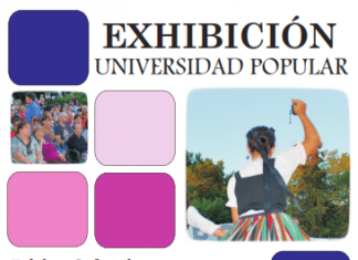 Exhibición fin de curso Universidad Popular de Herencia