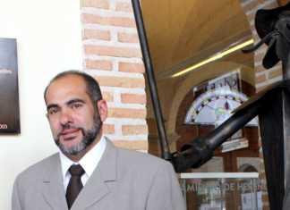 Jesús Fernández, alcalde de Herencia