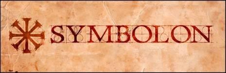 Logotipo de la exposición Symbolon