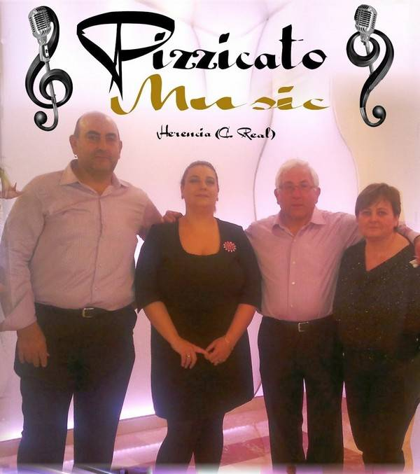 PIZZICATO MUSIC FOTO GRUPO - Pizzicato Music dará un concierto en disco-pub 7vidas