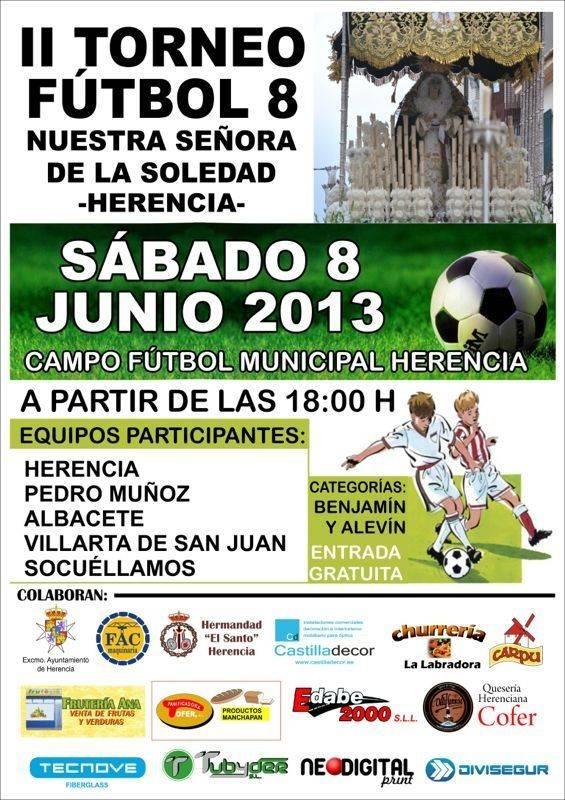 campeonato fútbol Nuestra Señora de la Soledad