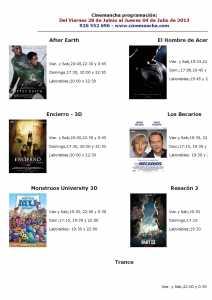 cartelera de cinemancha del 28 06 al 04 07 212x300 - Programación Cinemancha del 28 de junio al 4 de julio