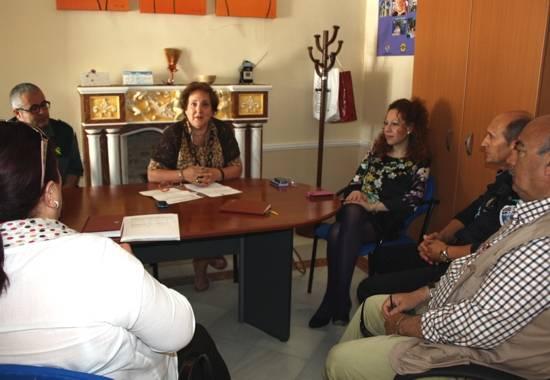 herencia g violencia genero - Reunión sobre protocolo de Violencia de Género en Herencia