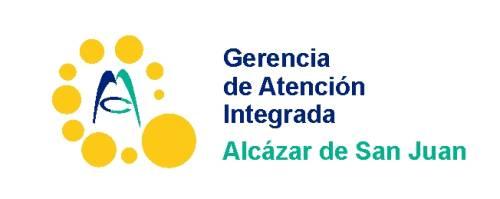 nuevo logo gerencia atención integrada Alcázar - La Gerencia de Atención Integrada de Alcázar de San Juan ya tiene nuevo logo