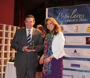 Premio Cope a Comsermancha