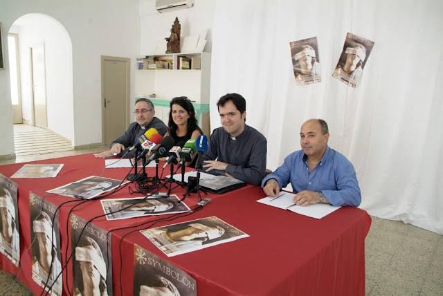 Presentación ante los medios de comunicación de la exposición Symbolon