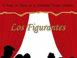 Cartel Teatro U.P. Herencia
