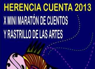 Herencia Cuenta. X Minimaratón de cuentos y rastrillo de las artes