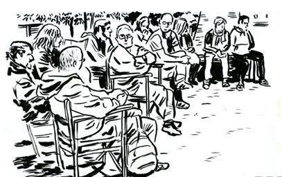 asamblea popular - Convocada la 4ª Asamblea Popular de Herencia