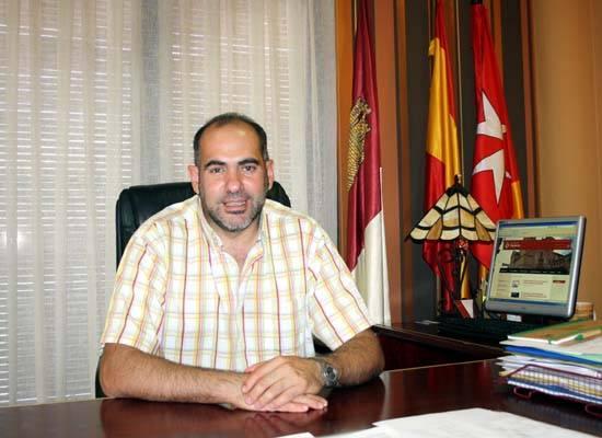 jesus fernandez almoguera alcalde de Herencia - Entrevista a Jesús Fernández Almoguera, alcalde de Herencia
