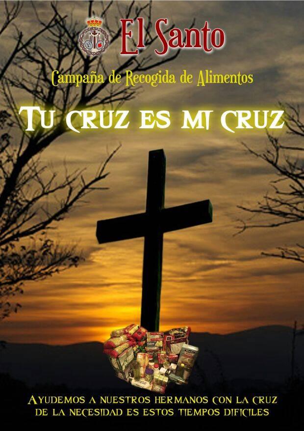 Campaña de recogida de alimentos de El Santo