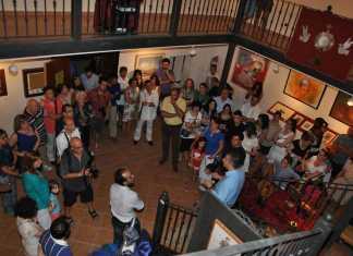 Inauguración exposición Herencia creadores y creativos