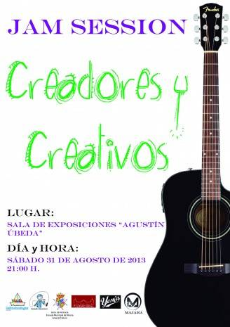Jam Session Creadores y Creativos
