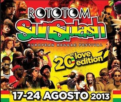 rototom - Herencianos en el Rototom Sunsplash