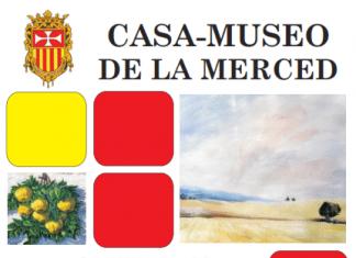 Cartel visistas Casa-Museo de La Merced en su décimo aniversario