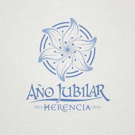 A%C3%B1o Jubilar de Herencia 465x465 - El Año Jubilar de Herencia ya tiene logotipo
