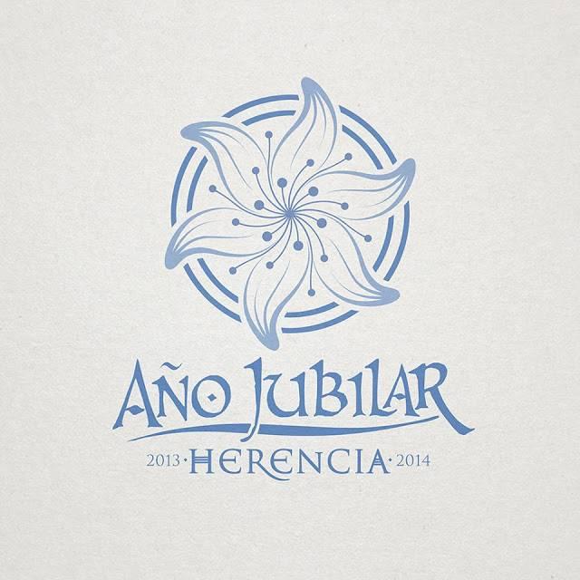 Año Jubilar de Herencia - El Año Jubilar de Herencia ya tiene logotipo