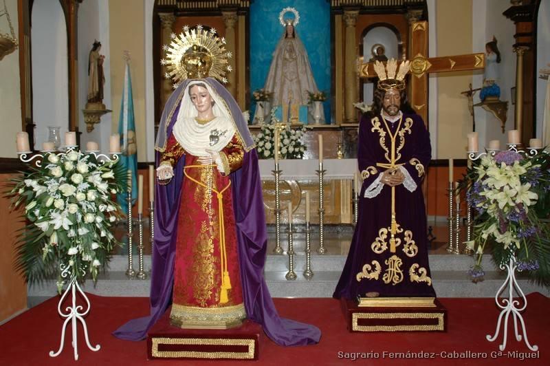 """Herencia besamanos hermandad de Los Moraos 2013 10 - """"Los Moraos"""" felicitan la Navidad con un Spot del 75 aniversario de su Hermandad"""