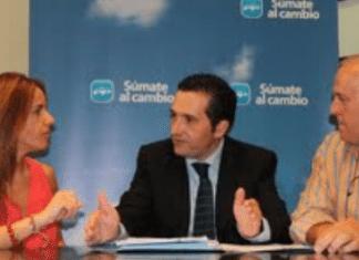 Reunión de Antonio Lucas-Torres con el PP de Herencia