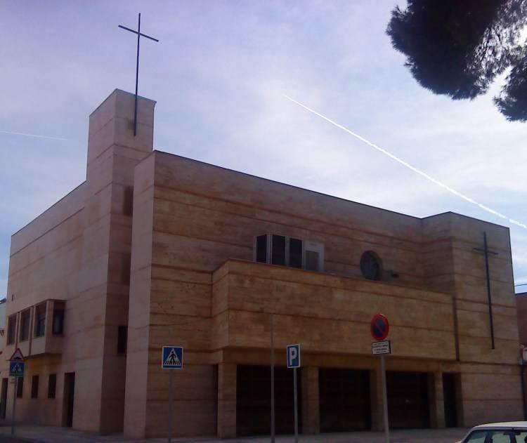 San Rafael Parroquia - Concierto de Cis Adar en la parroquia de San Rafael de Alcázar de San Juan