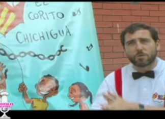 Santiago Rodríguez-Palancas habla del grupo musical Corito Chichigua