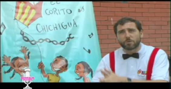 Santiago Rodríguez Palancas habla del grupo musical Corito Chichigua - Santigo Rodríguez-Palancas es entrevistado sobre el proyecto el Corito Chichigua