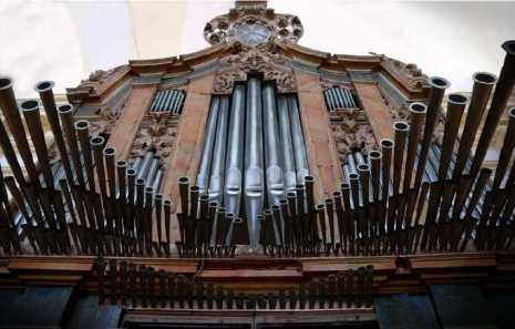 organo parroquial herencia 465x297 - Datos históricos del órgano parroquial de Herencia