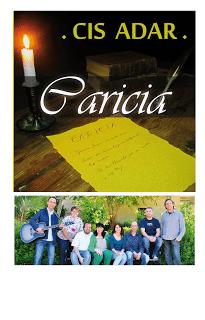 CIS - CIS ADAR presenta su segundo disco Caricia