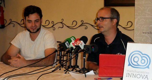 colectivo mancha centro rueda prensa - Colectivo Mancha-Centro Innova quiere montar la colaboración entre empresarios