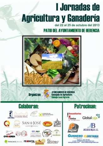 jornadas agricultura y ganaderia herencia 328x465 - I Jornadas de Agricultura y Ganaderías en nuestra localidad