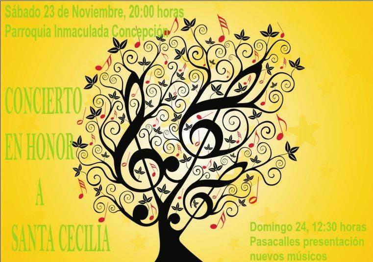 Cartel Santa Cecilia Herencia