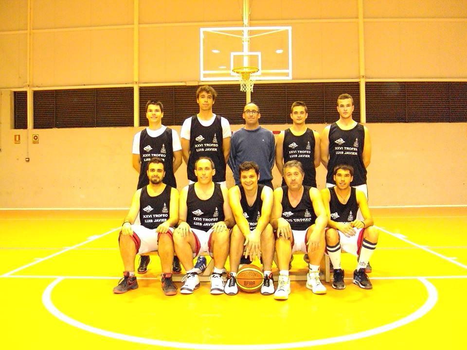Club de Baloncesto Herencia 2013 2014 - El Club de baloncesto de Herencia inicia la temporada